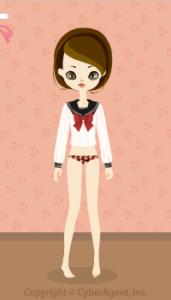 Sailor tops / 13H