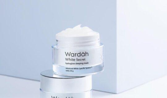 Wardah White Secret Hydraglow Sleeping Mask