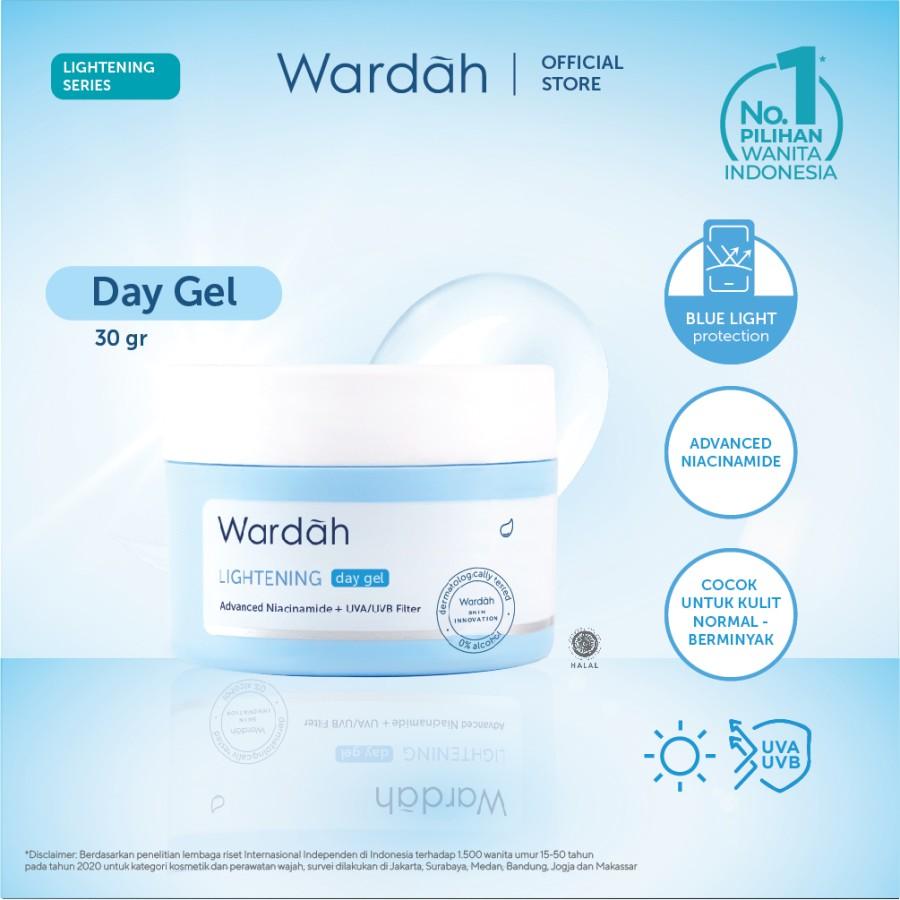 Wardah Lightening Day Gel