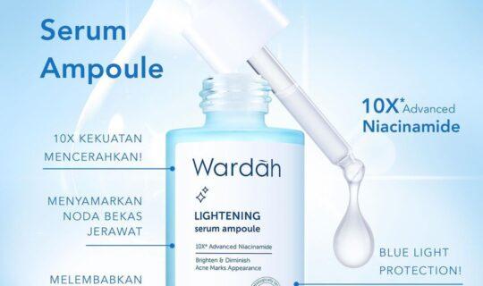 Wardah Lightening Serum Ampoule