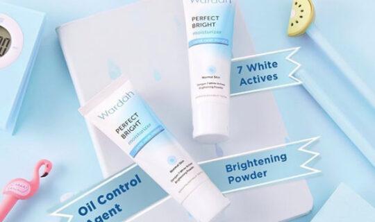 Wardah Perfect Bright Moisturizer Normal Skin