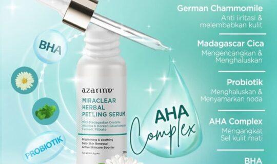 Azarine Miraclear Herbal Peeling Serum