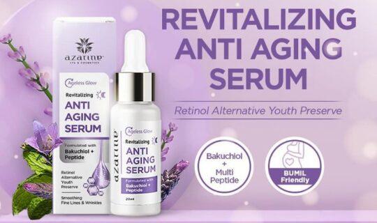 Azarine Revitalizing Anti Aging Serum